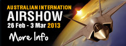 Australian International Airshow 2013