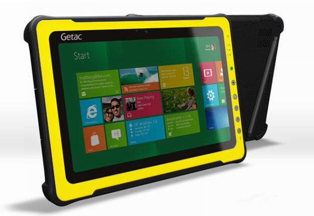Getac F110 Windows 8 Tablet PC