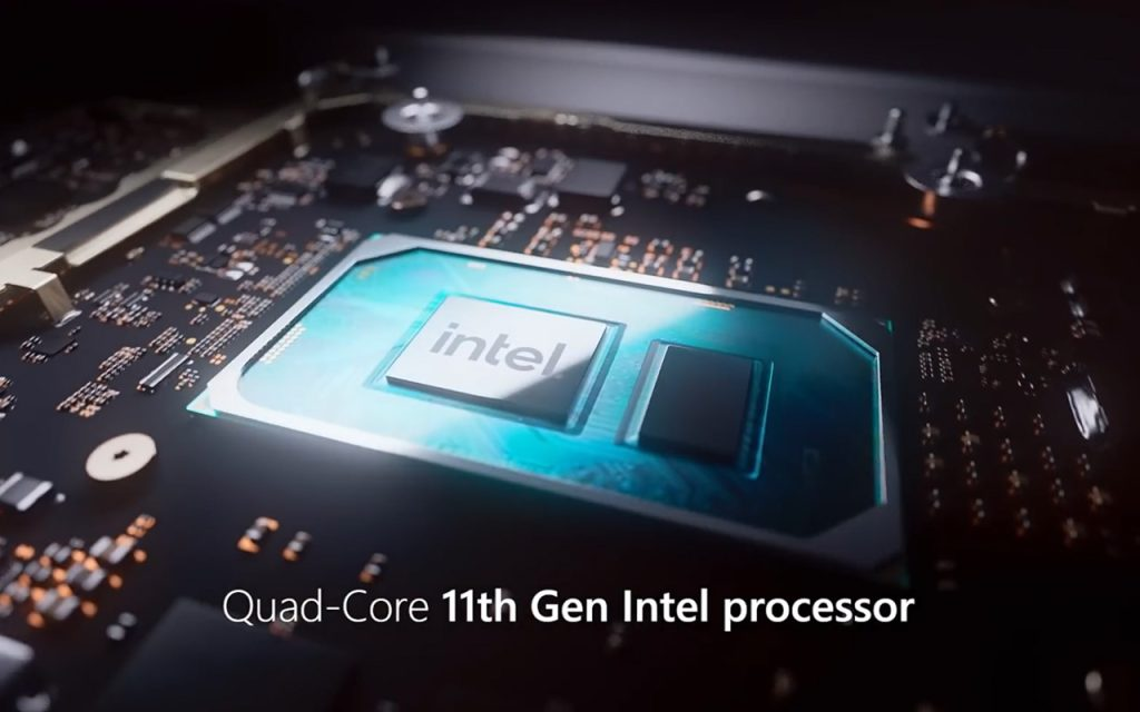 11th Gen Intel Processor Upgrade